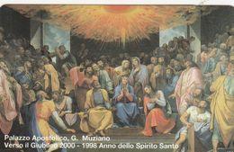 Vatican, SCV 44, Palazzo Apostolico - Muziano, Mint, 2 Scans. - Vaticano