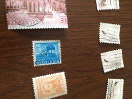 INDIA IL TRENO 1 VALORE - Briefmarken