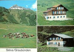 SELVA Ferienhäuser Vacanza Und Maria Sutcrestas Gel. 1980 V. Sedrun - GR Grisons