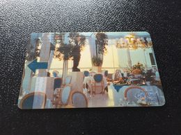 Hotelkarte Clef De Hotel Tarjeta Hotel Room Key  HOTEL & CASINO TORREQUEBRADA - Phonecards