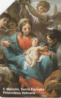Vatican, SCV 62, Mancini, 2 Scans. - Vaticano