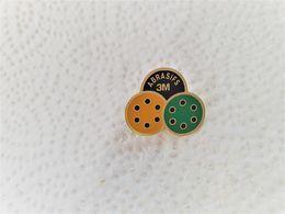 PINS MARQUES ABRASIFS 3M  / 33NAT - Marques