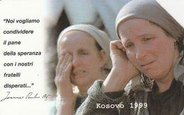 Vatican, SCV 64, Kosovo 1999, 2 Scans. - Vaticano