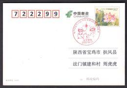 CHINA KuanDian COVID-19 Postmark:Unite As One To Fight Epidemic - Ziekte