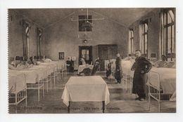 - CPA BRUXELLES (Belgique) - Hôpital Militaire - Une Salle De Malades - Edition Nels - - Santé, Hôpitaux
