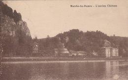 Marche-les-Dames ( Namur )  L'ancien Chateau  ,( Chateau Des Prince D'Arenberg ) - Namen