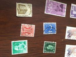 INDIA STATUE 1 VALORE - Briefmarken