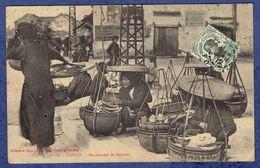 CPA VIETNAM - INDOCHINE - TONKIN - MARCHANDES DE LEGUMES - Viêt-Nam