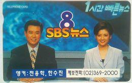 2900 Won News Anchor - Corée Du Sud