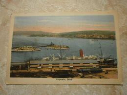 Valparaiso, Lot De 2 Cartes : Bahia + Avenida Brasil (9502) - Chili