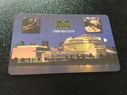 Hotelkarte Clef De Hotel Tarjeta Hotel Room Key  HOTEL  CASINO DE  MONTREAL HOLIDAY INN - Phonecards