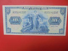 Bank Deutscher Länder 10 MARK 1949 CIRCULER(B.17) - 10 Deutsche Mark
