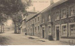 Limont-Tavier - Anthisnes - Avenue De La Gare - 2 Scans - Anthisnes