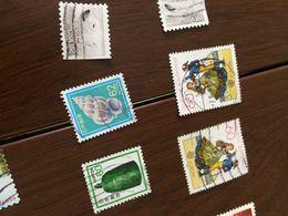 GIAPPONE CONCHIGLIE 1 VALORE - Briefmarken