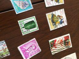 GIAPPONE CAMPANA 1 VALORE - Briefmarken
