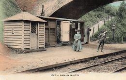 Halte De WALZIN - Dinant