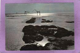 44 La Plaine-sur-Mer Le Pays De Retz Pittoresque Coucher De Soleil à La PREE SUR MER - La-Plaine-sur-Mer
