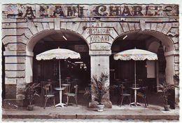 08. CHARLEVILLE . CAFE RESTAURANT OUDART . A L'AMI CHARLES . Editeur GALLOIS - Charleville