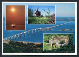 Öland - Zweden -Ölandensbron , Borgholms Slott.. - Not  Used  See The 2 Scans For Condition. (Originalscan !!! ) - Suède
