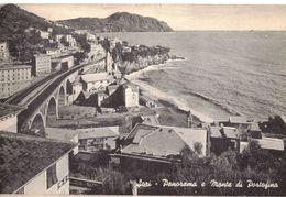SORI - PANORAMA  E MONTE DI PORTOFINO  (GE) - Genova (Genoa)