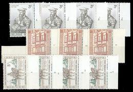 Bel Ensemble De Séries Complètes Avec L'ensemble Des Numéros De Planches Complets (généralement 4 Différentes, Parfois 3 - 1961-1970