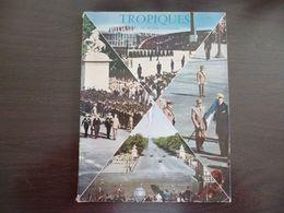 Tropiques. Revue Des Troupes D'Outre Mer (Coloniales). Septembre 1959. - Revues & Journaux