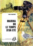 Yvon Mauffret - Marina, Ou Le Temps D'un été - Collection Olympic N° 2514 - ( 1968 ) . - Books, Magazines, Comics