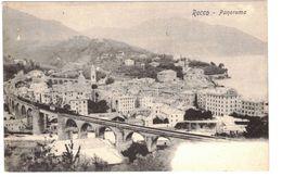 RECCO  - PANORAMA - TRENO (GE) - Genova (Genoa)