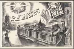 """Année 1963 - N° 1403 - Exposition Philatélique Internationale """"Philatec"""" - Encart Obl. 1er Jour Paris 14 Décembre 1963 - 1960-1969"""