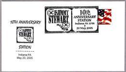 10 Aniv. MUSEO JIMMY STEWART. Indiana PA 2005 - Cinema