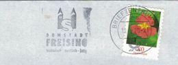 Domstadt Freising Historisch Gastlich Briefzentrum 80 Mb - Kapuzinerkresse 2020 Brief - [7] Federal Republic