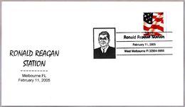 RONALD REAGAN. Melbourne FL 2005 - Cinema