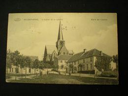 HULDENBERG 1918 - KERK EN CASINO - Huldenberg