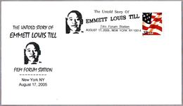 Film Forum: The Untold Story Of EMMETT LOUIS TILL. New York NY 2005 - Cinema