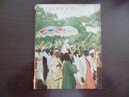 Tropiques. Revue Des Troupes D'Outre Mer (Coloniales). Février 1960. Coloniale. - Revues & Journaux