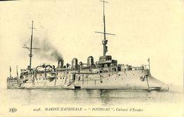 029 480 - CPA - Bateaux - Guerre - Marine Nationale - Pothuau - Guerre