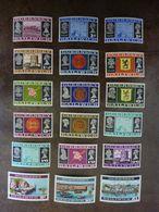 1969  Lot   SG = 13 / 27    MNH ** Perfect - Guernsey