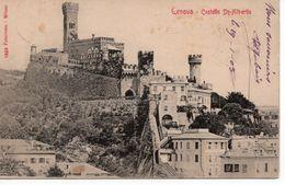 GENES - GENOVA - CASTELLO DE ALBERTIS - Genova (Genoa)