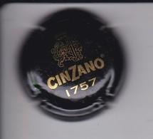 PLACA DE CAVA CINZANO 1757 (CAPSULE) ITALIA - Placas De Cava