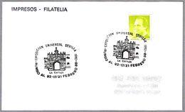 RUMBO AL 92 - Exposicion Universal - LA CARTUJA. Sevilla, Andalucia, 1988 - 1992 – Sevilla (Spain)