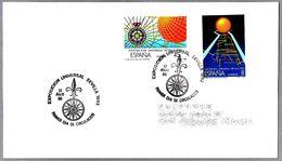 EXPOSICION UNIVERSAL SEVILLA 1992. FDC Sevilla, Andalucia, 1988 - 1992 – Sevilla (Spain)