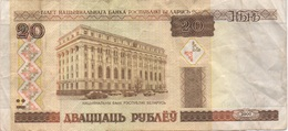 Belarus : 20 Rublei 2000 : Mauvais État - Belarus