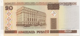 Belarus : 20 Rublei 2000 : UNC - Belarus