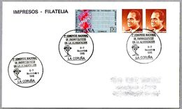 Congr.Nac. FARMACEUTICOS EN LA ALIMENTACION - PHARMACISTS IN FOOD. La Coruña, Galicia, 1986 - Apotheek