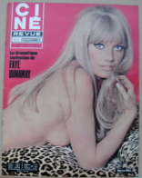 CINE REVUE N°25/1971, Dunaway, Bardot, Voir Description - Cinema