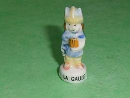 K / Fèves / Personnages / Métiers : La Gaule , Boulanger  TB114P - Personen