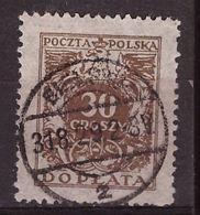PIA - POLONIA - 1924 : Francobollo Do Servizio  - (Yv  73) - Officials