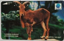 140 Units Kambing (Goat) - Indonesia