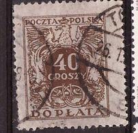 PIA - POLONIA - 1924 : Francobollo Do Servizio  - (Yv  74) - Officials