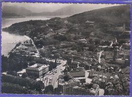 Carte Postale 74. Annecy  Le Lac Et La Visitation  Vue Aérienne  Très Beau Plan - Annecy